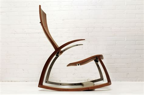 handmade rocking chair no 1 by reed hansuld