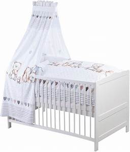 Baby Himmel Nestchen Set : set bettw sche betthimmel nestchen schmuseb r z llner 3 tlg online kaufen otto ~ Frokenaadalensverden.com Haus und Dekorationen
