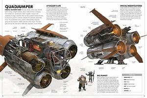 These Cross Sections Of Ships And Vehicles From Star Wars ...