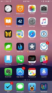 What's on your Home screen: Timothy Reavis ...
