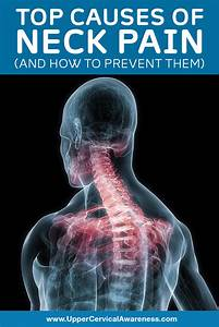 Top Causes Of Neck Pain  And How To Prevent Them
