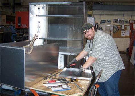 college of the atlantic news sheet metal workers