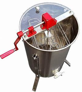 Hardin Professional 2 Frame Manual Honey Extractor Review
