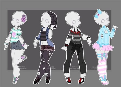 Pin By Etabthewannabe 🎩 On Outfit Adopts