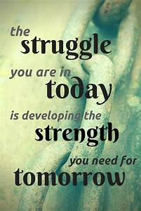Quote of the day: Strength | Beauty with Luxury