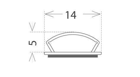 Guarnizioni Per Porte Blindate by Guarnizione Acustica Adesiva Per Porte Blindate Mod