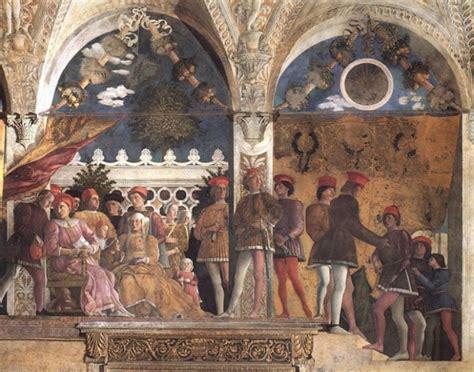 chambre nuptiale palais ducal de mantoue