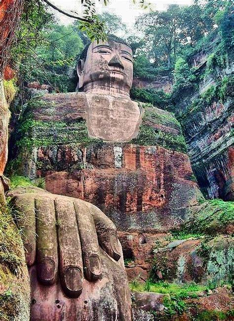 gran buda leshan viajar  china