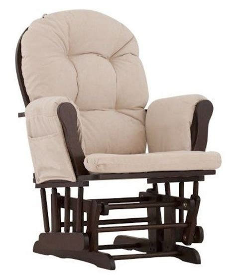 new glider rocking chair baby nursery living room