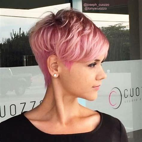 daring pixie haircuts  women short hairstyle