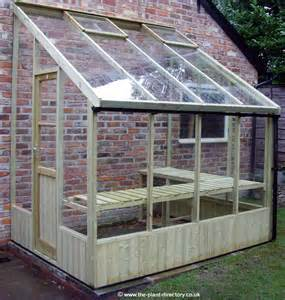 Greenhouse Lean to Shed Plans