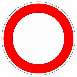 Verkehrsschild Einfahrt Verboten : verkehrszeichen 250 verbot f r fahrzeuge aller art online kaufen strassenausstatter ~ Orissabook.com Haus und Dekorationen