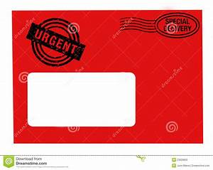 urgent letter stock photos image 23629803 With urgent letter envelopes