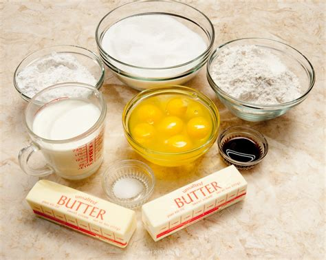 ingredients to make a cake our blog cooking without ingredients