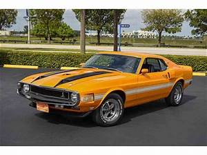 1970 Shelby GT350 for Sale   ClassicCars.com   CC-705783