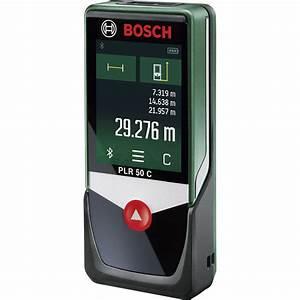 Télémètre Laser Prix : t l m tre connect laser bosch plr 50 c 50 m leroy merlin ~ Edinachiropracticcenter.com Idées de Décoration