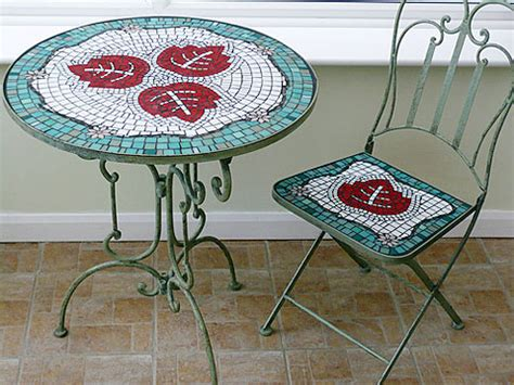 make a mosaic table for