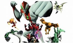 Ben 10: Destroy All Aliens (Movie) - Comic Vine