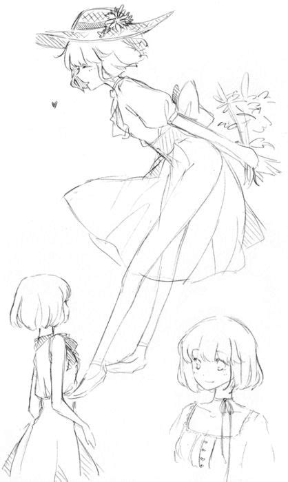 movement anime sketch sketches art sketches