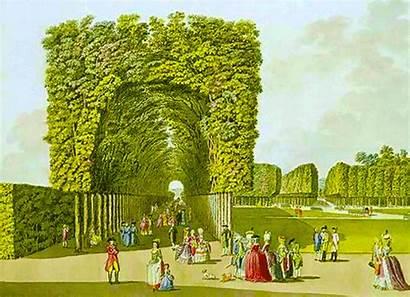 Gardens Pleasure History Garden Babylon Hanging Vauxhall