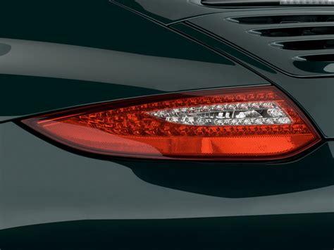 image  porsche  carrera  door coupe  tail light