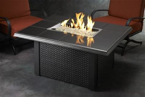 poeles  foyers keystone table de feu exterieur haut de