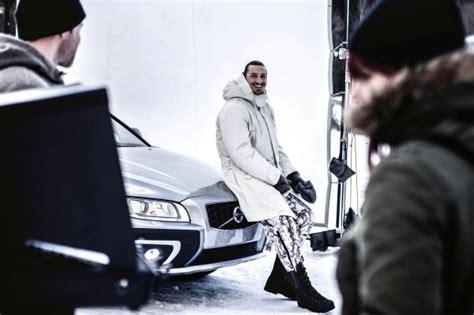 latest volvo commercial zlatan stars in new volvo commercial scandasia
