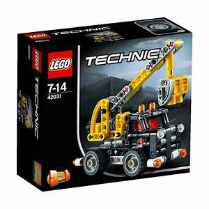 Lego Technic Occasion : lego 42031 technic le camion nacelle comparer avec ~ Medecine-chirurgie-esthetiques.com Avis de Voitures