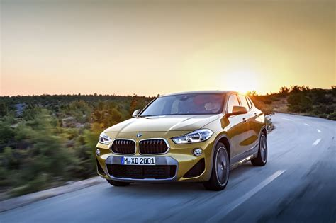 New Bmw X2 Is A Funkier And Sportier Take On The X1