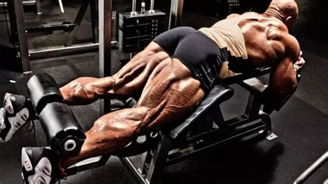curl leg hamstring hamstrings spotmebro muscle sports muscles workout workouts pro gain performance