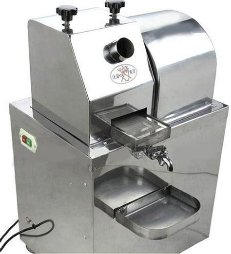 juicer juice extractor mini sugarcane machine crusher automatic