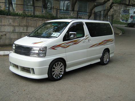 Nissan Elgrand Photo by 1999 Nissan Elgrand Pictures 3300cc Gasoline Automatic