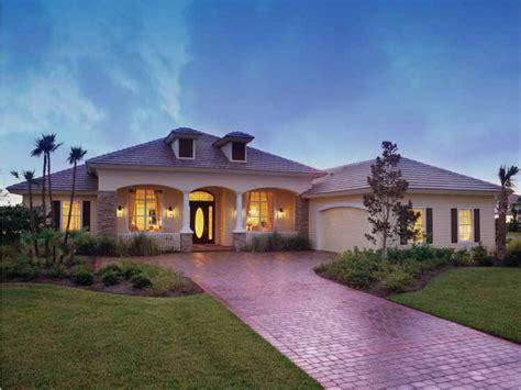 florida style house plans  exterior ideas