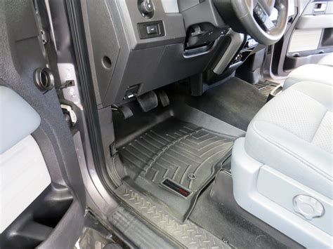 Installing Weathertech Floor Mats F150 by 2009 Ford F 150 Floor Mats Weathertech