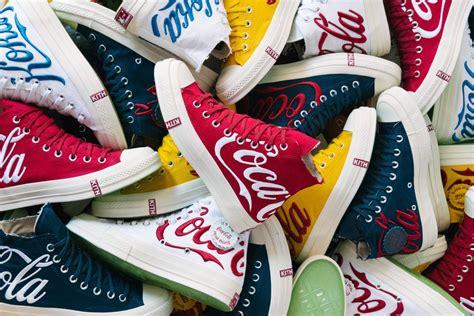closer    upcoming kith  coca cola  converse