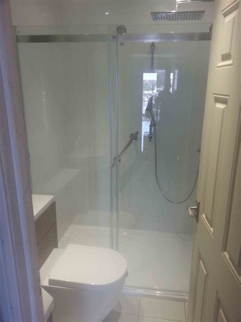 Small Bathroom with Corner Shower Ideas