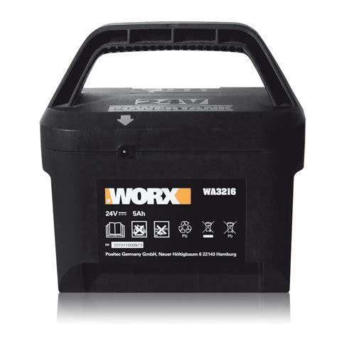 sears lawn tractor battery worx wa3216 24v lead acid mower battery for wg775 782 783 5099