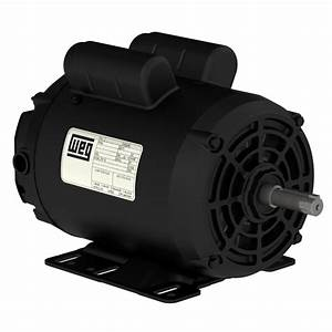 New 5hp Electric Motor For Air Compressor 56hz Frame 3455
