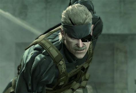 metal gear solid  snake voice tension