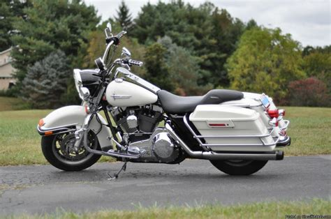 harley davidson road king police  sale  motorcycles