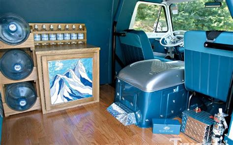 Groovy Interiors 1965 And 1974 Home Décor: 1000+ Images About Ford Econoline On Pinterest