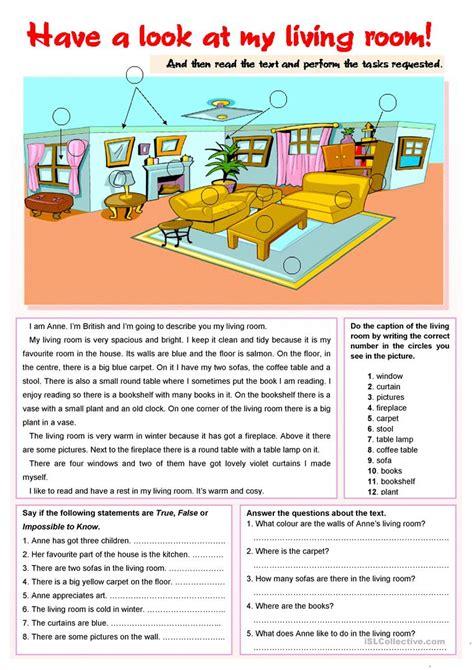 Living Room Exercises by Design Your House Esl Modern Design