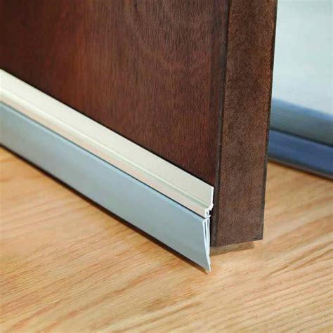 door bottom seal door seals m d building products inc