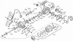 Penn 440ssg Parts List And Diagram   Ereplacementparts Com