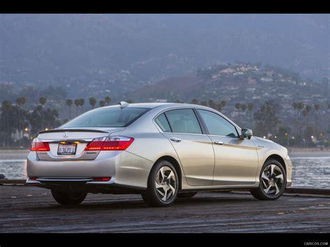 2018 Honda Accord Plug In Hybrid Phev Rear Hd
