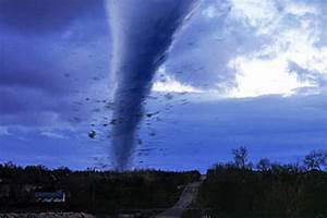 Interesting  Amazing The Destructive Force Of Tornadoes