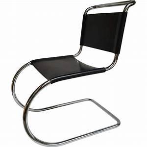 Fauteuil Mies Van Der Rohe : fauteuil van der rohe fauteuil barcelona avec ottoman inspiration l m van der rohe simili cuir ~ Melissatoandfro.com Idées de Décoration