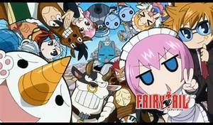 Anime: Fairy Tail Review   Swiip