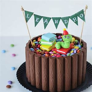 Torte Für Einschulung : eine torte zur einschulung und ein paar tricky kindheitserinnerungen trickytine ~ Frokenaadalensverden.com Haus und Dekorationen