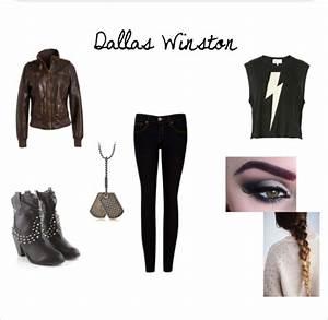 Girl version of Dallas Winston -- my creation | Greaser ...
